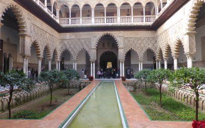Virtual Garden Visit – The Alcazar, Seville