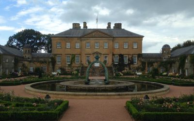 Conservation News: Dumfries House