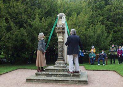 Ellon Castle sundial