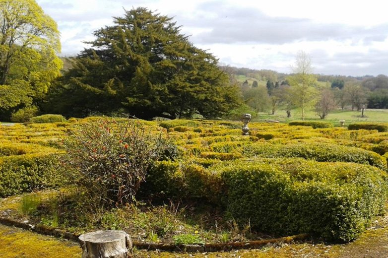 Glorious Gardens - historic gardens and designed landscapes at Dalserf House
