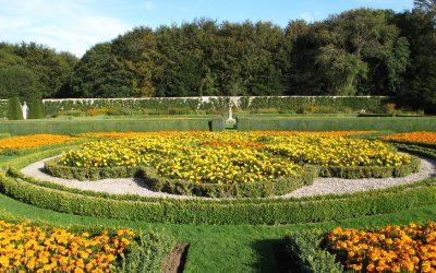 Virtual Gardens visit – Pitmedden Garden