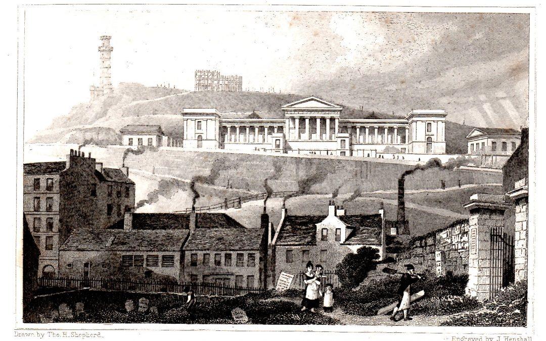 Shepherd - The Royal High School, Edinburgh