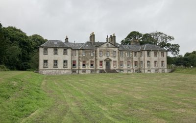 Bringing the past to life in the Newhailes landscape