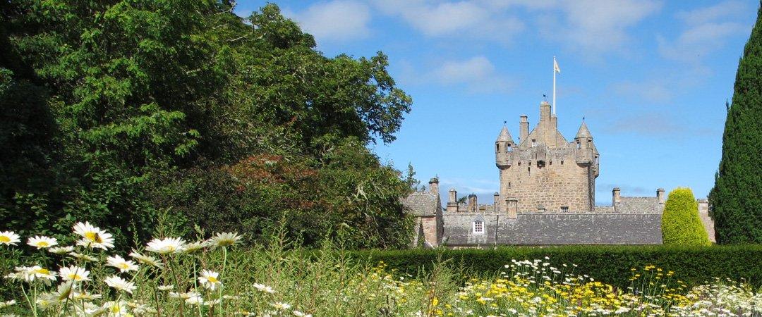 Cawdor Castle. Photograph © Matthew Benians