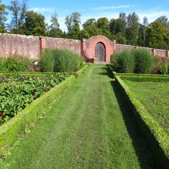 Mount Stuart Walled Garden. Photograph © Matthew Benians